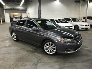 HONDA ACCORD TOURING 2013 AUTO /AC/MAGS/GPS/CUIR !!