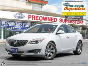 2014 Buick Regal Turbo/e-Assist Premium I***NAV***