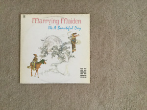 It's a Beautiful Day Marrying Maiden 33 1/3 RPM vinyl LP