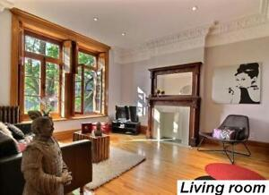2 chambres a coucher - Westmount - 2 bedrooms next to subway