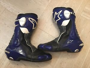 Alpinestars SMX plus boots size 48 (12.5)