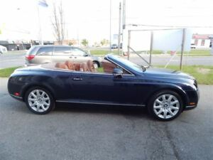 2007 Bentley Continental GTC AWD CONVERTIBLE NAVIGATION TWIN TUR