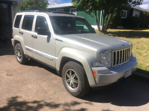 2008 Jeep Liberty Loaded SUV, Crossover