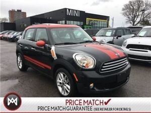 2014 MINI Cooper Countryman PANORAMIC SUNROOF ELECTRIC WINDSHIEL