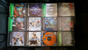 Video Game Lot - PS1, N64, Gamecube, PS2, 3DS/DS, Xbox 360, PS4