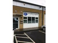 Modern commercial unit / showroom to let