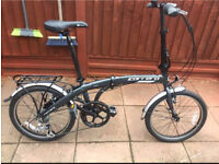 Great folding bike - Carrera Intercity - REDUCED
