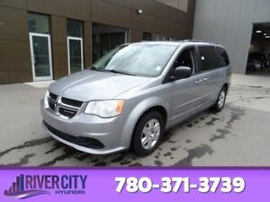 2013 Dodge Grand Caravan SXT STOW N GO Bluetooth,  A/C,