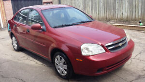 2004 CHEVROLET OPTRA ONLY 160KMS!   $900
