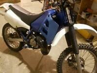 Yamaha ts 125 r