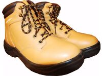 Akin Merchandise (Dunlop Dakota Mens Safety Boots) Steel cap