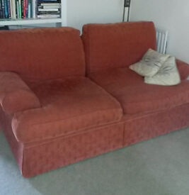 very comfortable settee from M&S needs loving home
