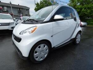 2013 SMART FORTWO PURE (25,246 KM, BLUETOOTH, FULL, GARANTIE!!!)