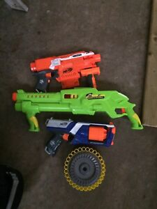 NERF Odds & Ends