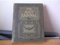 rare art journals from 1889 onwards