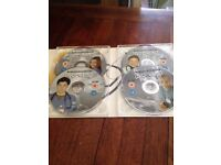 EXC *SCRUBS* DVD Boxset Complete Second Series 4 discs - 22 episodes