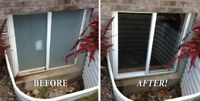 Residential & Commercial Window Cleaning Services