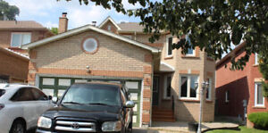 Detached house for LEASE! (Altona & Sheppard) Pickering