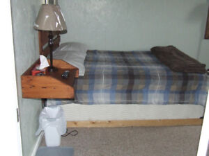 Used bedroom sets from the Old West Lodge by Langenburg
