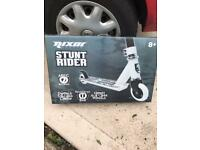 Brand new stunt scooter
