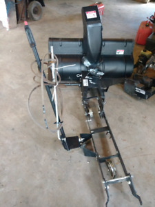 42inch snow thrower .