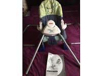 3 IN 1 MUSICAL AND AUTOMATIC BABY SWING