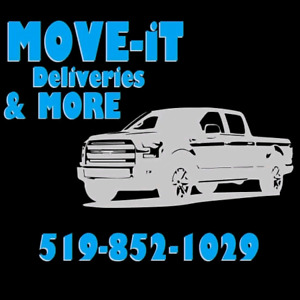 Full Service Delivery & Moving - Local & Long Haul