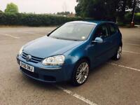 2006 Volkswagen Golf 1.9 Tdi Blue Metallic