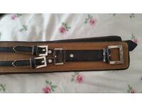 Karen millen leathet belt size 2 (10-12)