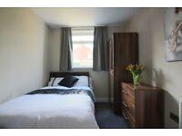 ^^EN SUITE ROOM AT 43 STANHOPE £85 PER WEEK ARRANGE VIEWING FAST FOR NO ADMIN FEE^^