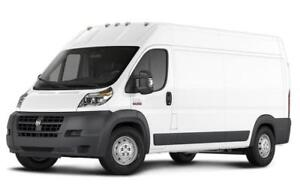 2017 RAM ProMaster 3500 High Roof 159 in. WB