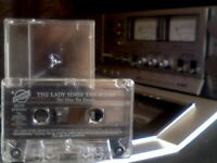 VARIOUS ARTISTS - THE LADY SING THE BLUES PRERECORDED CASSETTE TAPE PMMC7001 20 tracks