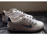 Brand new unisex Nike trainers size 3