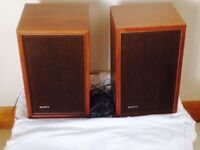 SONY High quality speakers (35 watts)