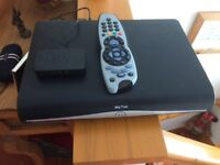 2 Sky HD boxes with wifi boxes