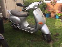 Vespa et2 50 cc 2004 moped
