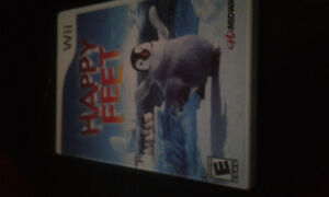 Happy Feet Wii Game