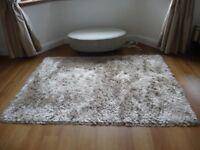 Laura Ashley Lawler rug - cream / champagne / beige / neutral colour