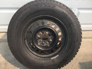 """17"""" Winter tires/rims"""