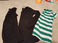 3 x maternity tops (size M)