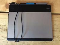 Wacom Intuos Graphics Tablet & Pen