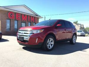 2014 Ford Edge SEL AWD Leather Pano Roof Navigation