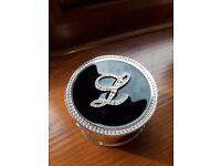 Diamond embelished trinket box (BRAND NEW)
