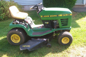 MAY PART OUT - John Deere STX 38 Lawn Tractor