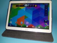 Samsung Tab Note 10.1 2014 SM-P600, 16gb +32gb MicroSD, 3gb RAM. Case, charger and pen included