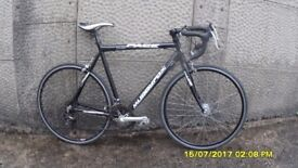 MUDDY FOX PACE 14 SPEED RACING BIKE LIGHTWEIGHT LARGE 23in/58cm ALLOY FRAME CLEAN BIKE SERVICED