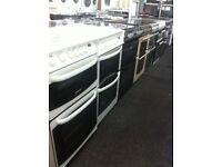 Refurbished COOKERS electric & gas freestanding warranty included start price £99