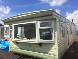 Static caravan - free UK delivery - 150 caravans in stock!
