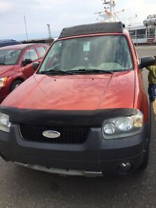 Ford escape 2006 2900 négociable!