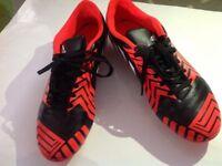 "adidas Predator Instinct ""Black/White/Solar Red"" Size 8 Molds"
